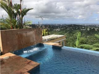 """""""Impresionante vista"""" Preciosa casa ,piscina"""