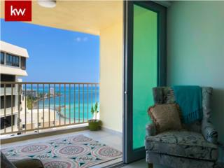 OCEAN VIEW | Newly Remodeled | High Floor