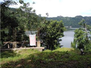 5 cdas con vista y acceso al Lago Dos Bocas
