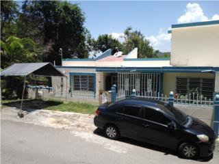 CASA EN concreto 3/1 CON APT. 1/1, Bajadero