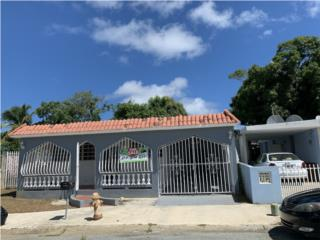 Vistas del Convento,Fajardo casa 3BR-1BH $85K