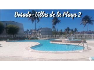 Dorado- Villas de la Playa 2-PRECIO REDUCIDO