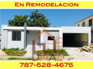 Levittown / En remodelacion