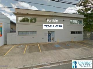 Bairoa Industrial Park - 20K SF - $ TO SELL