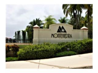 Montehiedra *NUEVA EN INVENTARIO*