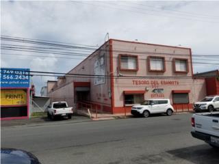SECTOR QUINTANA, HATO REY, EDIFICIO COMERCIAL