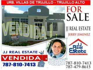 URB.VILLAS DE TRUJILLO - SOLD