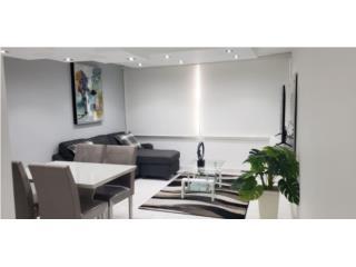 Remodelado y moderno apartamento en santurce