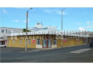 Edificio comercial en San Juan con 5,211 SF
