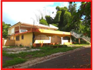 Rio Canas, PR 1 Interior, Final de calle