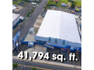 Industrial Warehouse/Office Bldg (Reduced Price)