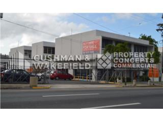 Edificio Comercial en Hato Rey con 14,265 PC