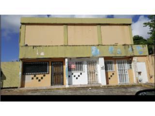 edificio commercial 3,265 p/c tres oficinas