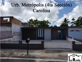 Metrópolis 4ta Sección - Lista para mudarse