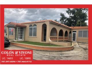 Casa en Urb San Antonio (Anasco) 149K OMO