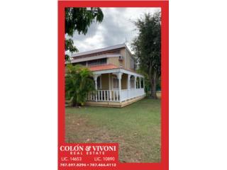 Casa en Combate (Cabo Rojo) 140k OMO