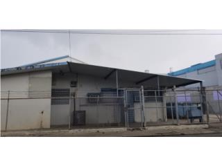 12,000p2 con area de almacen y oficinas