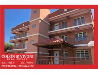 Edificio en El Combate (Cabo Rojo) 750K