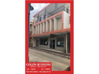Edificio Comercial (Cabo Rojo) 290K