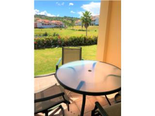 Ground level with large outdoor terrace 3 bd