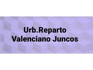 Urb. Reparto Valenciano Juncos, PR