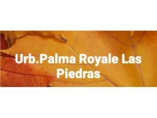 Urb. Palma Royale Las Piedras, PR