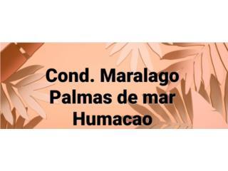 Cond. Maralago, Palmas del Mar Humacao