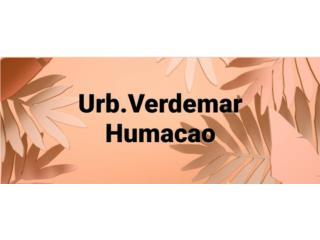 Urb. Verde mar Humacao, PR
