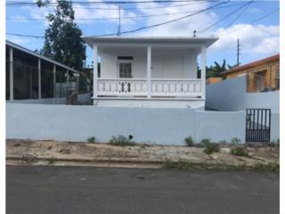 Residencia de dos cuartos, un baño, Arecibo