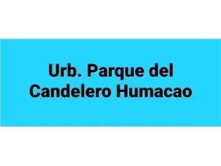 Urb. Parque de Candelero Humacao,PR