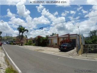 Sect. Loma Bonita, Carr 128 km. 3.9