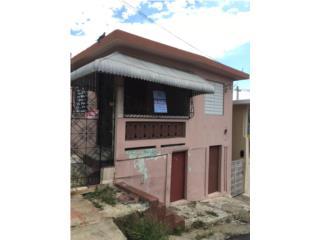 Casa en el mismo casco del Pueblo de Yauco