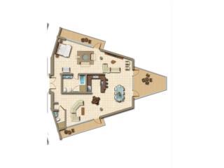 The LOFTS - OCEAN VIEW 1 BEDROOM/ 2 bath