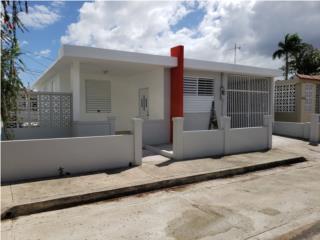 Calle 16 en  Urb. Puerto Nuevo Remodelada