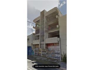 Edif Comercial Ave Ponce D Leon frente Auxilo