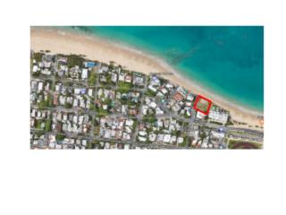 Water front lot, Ocean Park, Great Location!