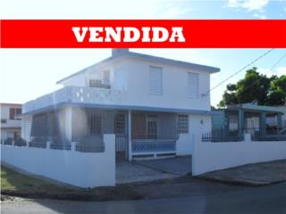 VENDIDA . Urb. Luis M. Cintron en Fajardo