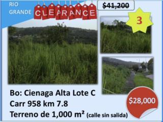 Ciénaga Alta Lote C Carr 958 km 7.8