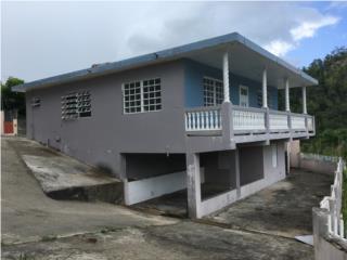 Casa, Sector El Hoyo, Morovis