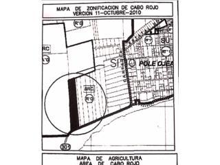 5 cuerdas cerca El Faro y Playuela Cabo Rojo