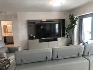 Apartamento, remodelado, piso alto Condado,