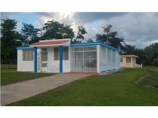 Dos casas Bo. Duque, Sector Armando González