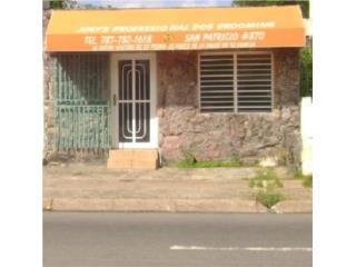Propiedad Comercial C-1 en Ave San Patricio