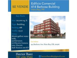 NUEVO PRECIO -EDIFICIO AVENIDA BARBOSA #414