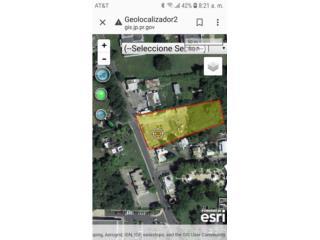 Solar con zonificacion I-I en area urbana