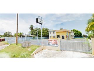 COMMERCIAL STANDING BUILDING PR2 AGUADILLA