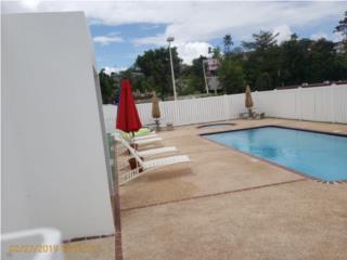 Opcionada! Cima de Villa, control acceso, piscina