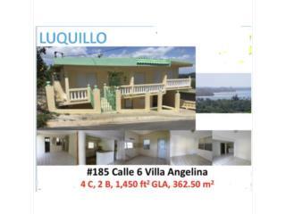 Villa Angelina Calle 6 repo
