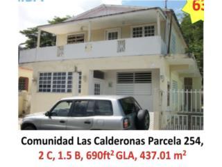 Las Calderonas #254  Vista