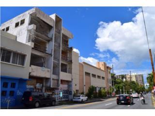Edificio Comercial en la Ponce de Leon  9,000 p2